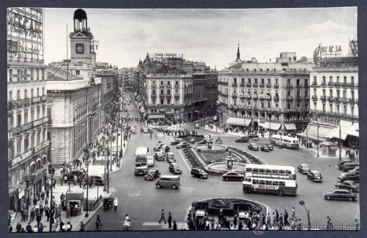 MADRID. PUERTA DEL SOL (Postales - España - Madrid Moderna (desde 1940))