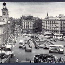Postales: MADRID. PUERTA DEL SOL. Lote 46237425