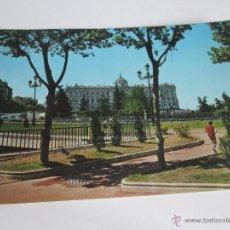Postales: Aª POSTAL-MADRID-PALACIO REAL-1965-CIRCULADA-VER FOTOS.. Lote 46381637