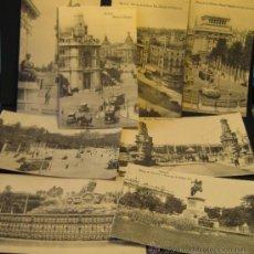 Postales: OCHO POSTALES FOTOTIPIA HAUSER Y MENET. MADRID. SIN CIRCULAR. 9 X 13,5 CM. Lote 46528860