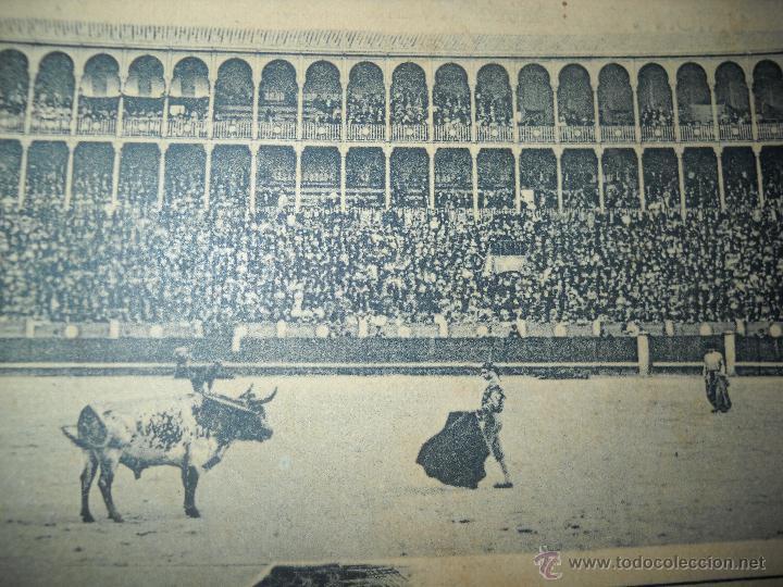 Postales: ANTIGUA POSTAL DE CORRIDA DE TOROS-LAGARTIJO PASANDO LA MULETA. - Foto 3 - 46601594
