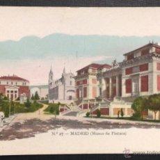 Postales: MADRID. MUSEO DE PINTURA. (Nº 27, JOSÉ BLASS Y CÍA). Lote 46659007