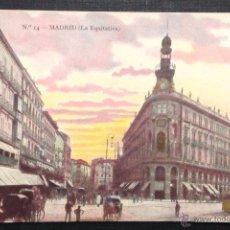 Postales: MADRID. LA EQUITATIVA. (Nº 14, JOSÉ BLASS Y CÍA). Lote 46659058