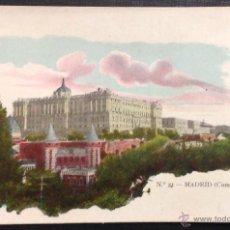 Postales: MADRID. CAMPO DEL MORO. (Nº 21, JOSÉ BLASS Y CÍA). Lote 46659194