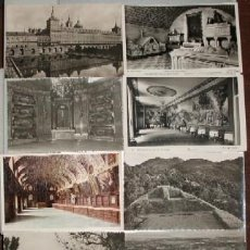Postkarten - POSTAL DE MADRID. SAN LORENZO DEL ESCORIAL. LOTE DE 105 POSTALES P-MAD-504 - 46732290