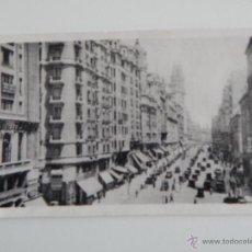 Postales: MADRID: AVENIDA DE JOSÉ ANTONIO (PI Y MARGALL). Lote 46783002