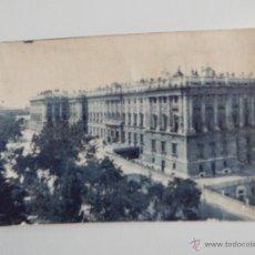 Postales: MADRID: PALACIO REAL. Lote 46790379