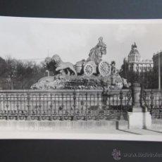 Postales: POSTAL MADRID. ESTANQUE DEL RETIRO Y MONUMENTO A ALFONSO XII. Lote 47234857