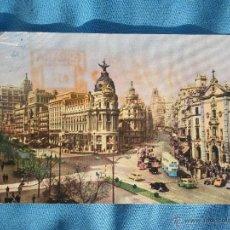 Postales: POSTAL AÑO 58 MADRID . Lote 47430446