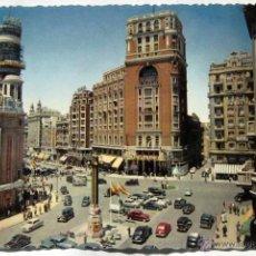 Postales: MADRID - AÑOS 60 - ESCRITA. Lote 47638564