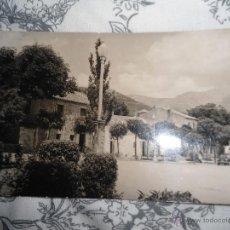 Postales: ANTIGUA POSTAL MADRID - NAVACERRADA - FOTO CUADRADO. Lote 47664812