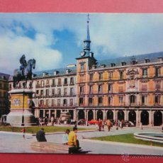 Cartes Postales: MADRID. PLAZA MAYOR.. Lote 47721226