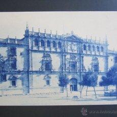 Postales: POSTAL MADRID, ALCALÁ DE HENARES. UNIVERSIDAD. FACHADA PRINCIPAL. . Lote 51352829