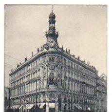 Postales: TARJETA POSTAL MADRID. LA EQUITATIVA. Nº 86. HAUSER Y MENET, CIRCA 1905. Lote 48630837