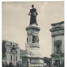 Postales: TARJETA POSTAL MADRID. MONUMENTO DE MARIA CRISTINA. Nº 455. HAUSER Y MENET, CIRCA 1905. Lote 48630917