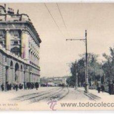 Postales: TARJETA POSTAL MADRID. CALLE DE BAILÉN. Nº 372. HAUSER Y MENET, CIRCA 1905. Lote 48631331
