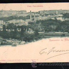 Postales: TARJETA POSTAL DE MADRID - VISTA PANORAMICA. RECUERDO DE MADRID. 101. P.SANZ CALLEJA.. Lote 48639947