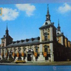 Postais: POSTAL DE MADRID. AÑO 1975. CASA DE LA VILLA. RENAULT 5. 615. Lote 48667401