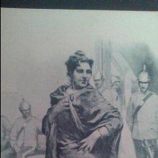 Postales: UNA MADRILEÑA, HAUSER Y MENET, ESCRITA 1902. Lote 48838913