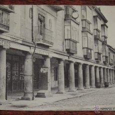 Postales: POSTAL DE EL ESCORIAL (MADRID).- LOS SOPORTALES, ED. H.A.E., CIRCULADA EN 1925.. Lote 49055611