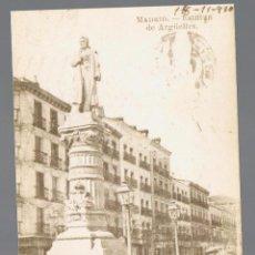 Postales: POSTAL REPLICA RECUERDOS DE MADRID DIARIO 16 CON EL PATROCINIO DE FORTUNA Nº 25 SIN CIRCULAR. Lote 49243350