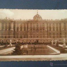 Postales - POSTAL MADRID.PALACIO NACIONAL Y JARDINES - 49262681