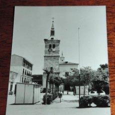 Postales: ANTIGUA FOTOGRAFIA DE TORREJON DE ARDOZ (MADRID), MIDE 12,6 X 9 CMS.. Lote 49604956