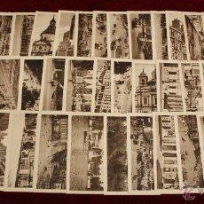 Postales: LOTE DE 44 ANTIGUAS POSTALES DE MADRID. VARIAS VISTAS. HELIOTIPIA KALLMEYER Y GAUTIER. Lote 49921162
