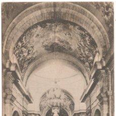 Postales: MONASTERIO DEL ESCORIAL TEMPLO 1904. Lote 5938672