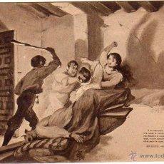 Postales: ANTIGUA POSTAL: DON QUIJOTE - PARTE PRIMERA - CAPÍTULO XVI . HAUSER Y MENET SIN CIRCULAR.. Lote 50350018