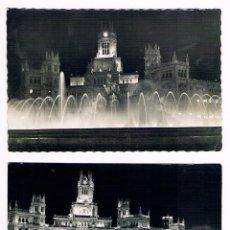Postales: MADRID - LOTE POSTALES ANTIGUAS. Lote 50661949