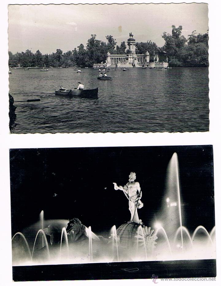 Postales: MADRID - LOTE POSTALES ANTIGUAS - Foto 5 - 50661949