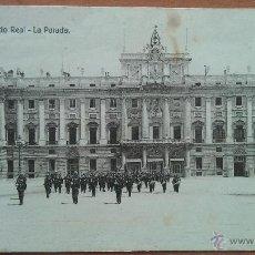Postales: POSTAL MADRID - PARADA PLACIO REAL - MADRID. Lote 50871172
