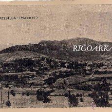 Postales: CERCEDILLA (MADRID). Lote 50929006