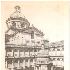Postales: MONASTERIO DEL ESCORIAL PATIO DE LOS EVANGELISTAS. Lote 50984179