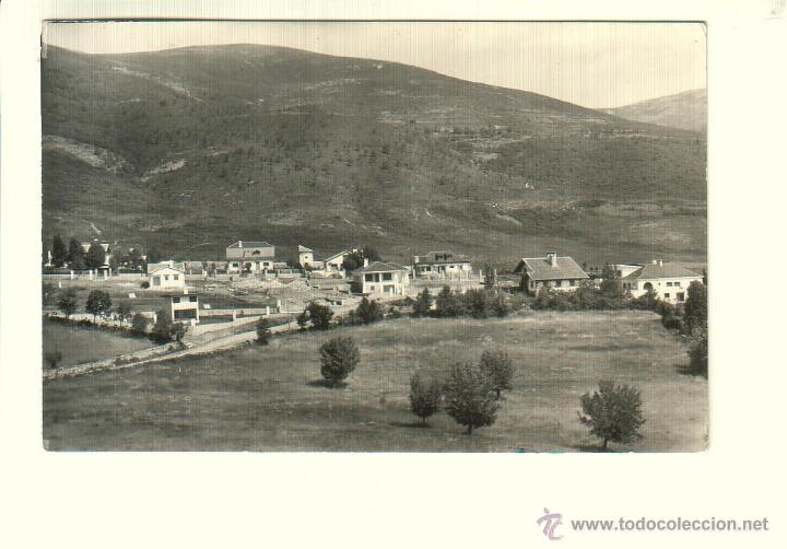 RASCAFRIA.- COLONIA LAS MATILLAS (Postales - España - Comunidad de Madrid Antigua (hasta 1939))