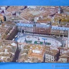 Postales: POSTAL DE MADRID. AÑO 1960. AEROLÍNEAS IBERIA. PLAZA MAYOR. 1113. Lote 51063536
