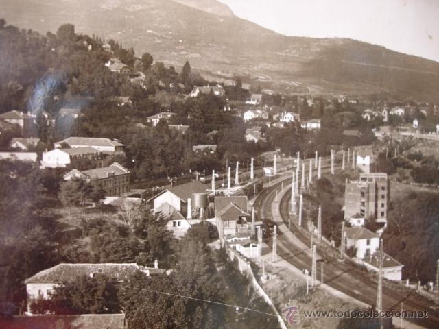 CERCEDILLA MADRID ESTACION (Postales - España - Comunidad de Madrid Antigua (hasta 1939))