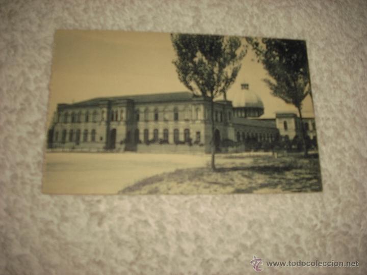 MADRID 42 , MUSEO DE HISTORIA NATURAL (Postales - España - Comunidad de Madrid Antigua (hasta 1939))