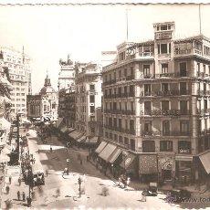 Postales: MADRID CALLE DE SEVILLA. Lote 9977580