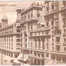 Postales: MADRID AVENIDA PI Y MARGALL. Lote 12198628