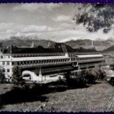 Postales: POSTAL DE GUADARRAMA (MADRID). SANATORIO MILITAR DE GUDARRAMA. AÑOS 50. Lote 51382988