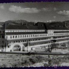 Postales: POSTAL DE GUADARRAMA (MADRID). SANATORIO MILITAR GENERALISIMO. AÑOS 50. Lote 51383009