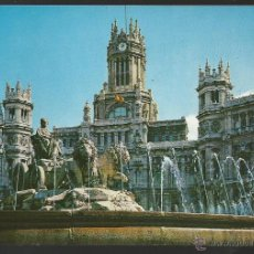 Postales - POSTAL MADRID - PLAZA DE CIBELES Y PALACIO COMUNICACIONES - GARCIA GARRABELLA 1964 - 51393817
