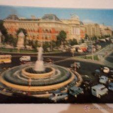 Postales - MADRID PLAZA DE CARLOS V Y FUENTE - 51459124