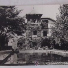 Postales: POSTAL DE CERCEDILLA - RESIDENCIA BANESTO. Lote 51638655