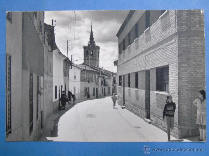 Postal de madrid a os 50 60 villa del prado comprar for Calle del prado 9 madrid espana