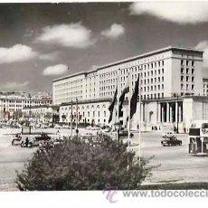 Postales: MADRID NUEVOS MINISTERIOS. ED. SALVADOR BARRUECO. CIRCULADA. Lote 52425048