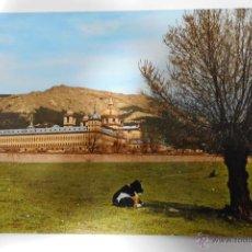 Postales: POSTAL SAN LORENZO DE EL ESCORIAL (MADRID) ESCRITA. Lote 52846664