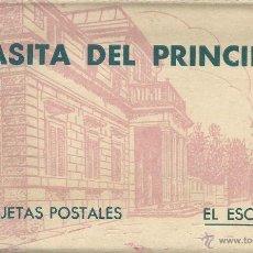 Postales: BLOC DE 20 POSTALES - DE LA CASITA DEL PRINCIPE . EL ESCORIAL NUEVAS SIN CIRCULAR-EDT.HAUSER Y MENET. Lote 52951813